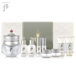 The History of Whoo Radiant White Moisture Cream Special Set