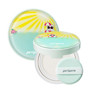 Peripera No Sebum Milk Sun Cushion SPF50+ PA++++ 12g (Perikiki Edition)