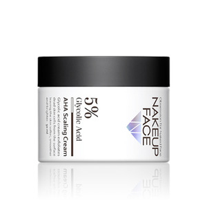 NAKEUP FACE 5% Glycolic Acid AHA Scaling Cream 50ml