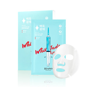 BANO White Jade Injection Mask 10ea