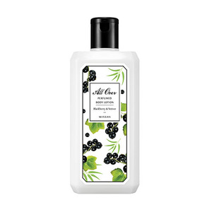 Missha All Over Perfumed Body Lotion Blackberry & Vetiver 330ml