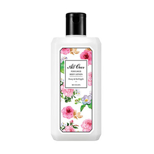 Missha All Over Perfumed Body Lotion Peony & Red Apple 330ml