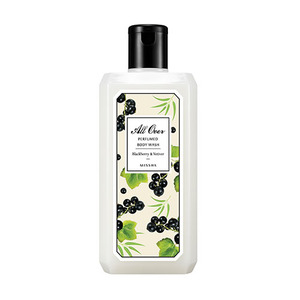 Missha All Over Perfumed Body Wash Blackberry & Vetiver 330ml