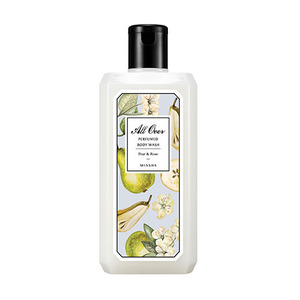 Missha All Over Perfumed Body Wash Pear & Rose 330ml