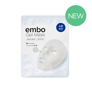 Missha Embo Gel Mask 30g Waterful Bomb