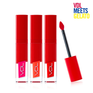 VDL Gelato Collection Expert Color Lip Cube Fluid Tattoo 4g