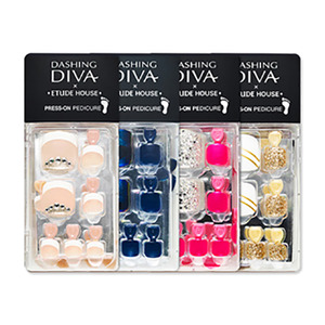 Etude House Dashing Diva Press On Pedicure