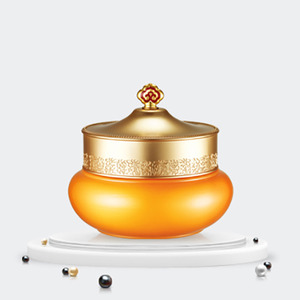 The History of Whoo Gongjinhyang Facial Cream Cleanser 210ml