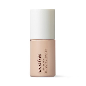 Innisfree Long Wear Cover Foundation SPF20 PA++ 30ml