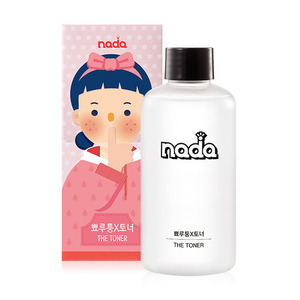 nada BumpyX THE TONER 200ml