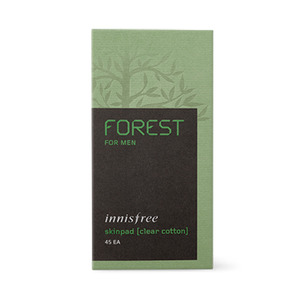 Innisfree Forest For Men Skinpad [clear cotton]