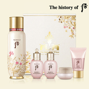 The History of Whoo Bichup First Care Moisture Anti-Aging Essence Special Set