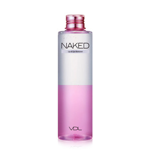 VDL Gelato Collection Naked Lip And Eye Remover Pink 200ml