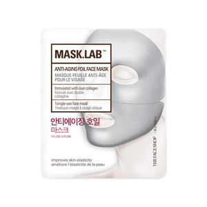 The FACE Shop Mask Lab Anti-Aging Foil Face Mask