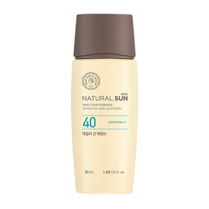 The FACE Shop Natural Sun Eco Daily Sun Essence SPF40 PA+++ 50ml