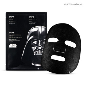 The FACE Shop Aqua Refreshing Black Face Mask