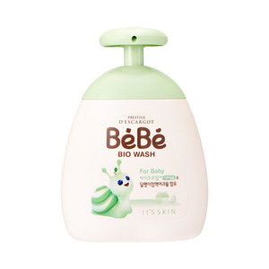 It's skin PRESTIGE Bebe Bio Wash D'escargot 400ml