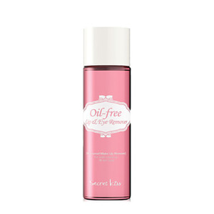 secretKey Oil-Free Lip & Eye Remover 100ml