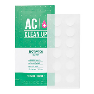 ETUDE HOUSE AC Clean Up Spot Patch x 2