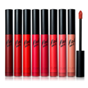 CLIO Mad Matte Liquid Lips 5ml