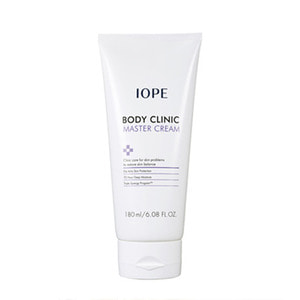 IOPE BODY CLINIC MASTER CREAM 180ml