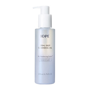 IOPE IDEAL DEEP CLEANSING OIL 200ml