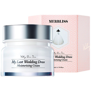 MERBLISS My Last Wedding Dress Moisturizing Cream 50ml