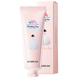 MERBLISS Wedding Day Rose Garden Hand Cream 50g