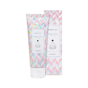MERBLISS Two Face Aurora Peel-off Mask 55g