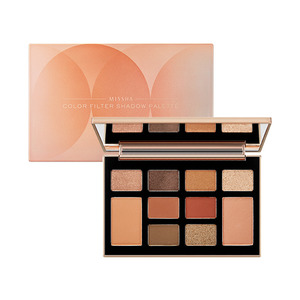 Missha Color Filter Shadow Palette