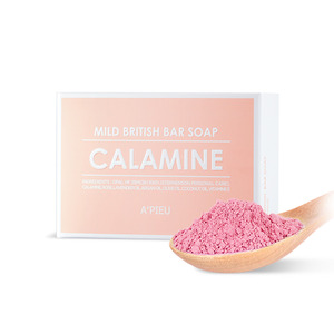 A'PIEU Mild British Bar Soap Calamine