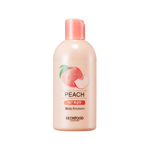 SkinFood Beauty In a Food Peach Body Emulsion 300g