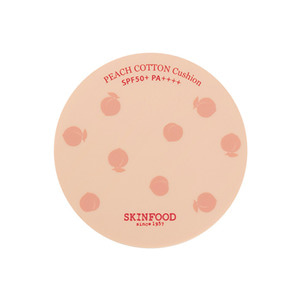 SkinFood Peach Cotton Cushion 15g