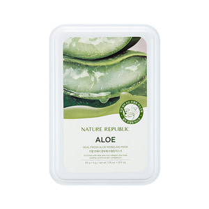 Nature Republic Real Fresh Aloe Modeling Mask