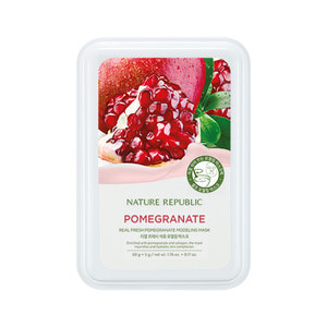 Nature Republic Real Fresh Pomegranate Modeling Mask