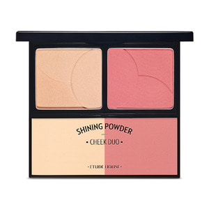 Etude House Shining Powder Cheek Duo