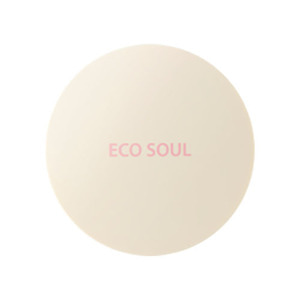 the SAEM Eco Soul Bounce Cream Foundation Matte 15g