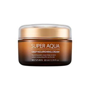Missha Super Aqua Deep Nourishing Cream 80ml
