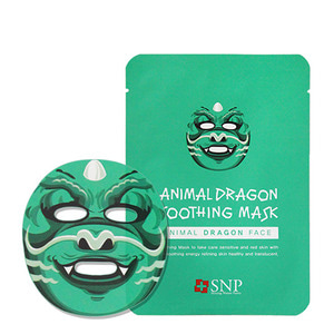 SNP Animal Dragon Soothing Mask 10ea