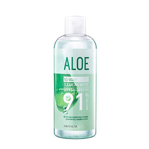 ARITAUM Aloe No Wash Cleansing Water 300ml