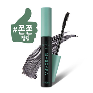 A'PIEU 2X Setting Mascara Curling 8.5ml