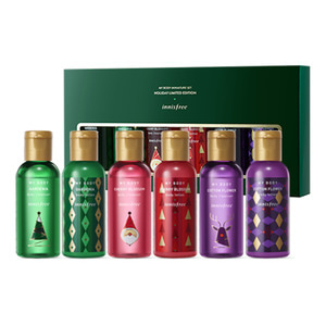 Innisfree Holiday Limited Edition My Body Miniature Set