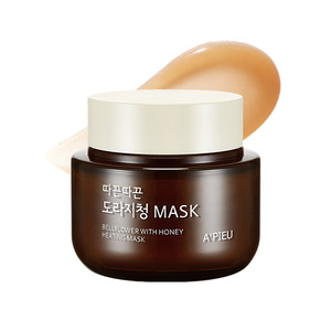 A'PIEU Bellflower With Honey Heating Mask 110g