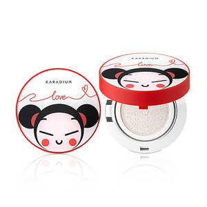 KARADIUM PUCCA LOVE EDITION BBOSONG BLUR CUSHION SPF50+ PA+++ 15g