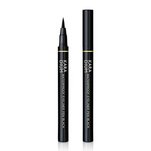 KARADIUM WATERPROOF EYELINER PEN BLACK 0.8g