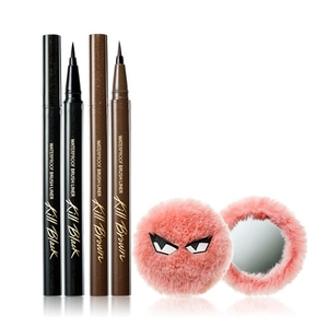 CLIO Super Sufur Waterproof Brush Liner 0.55ml