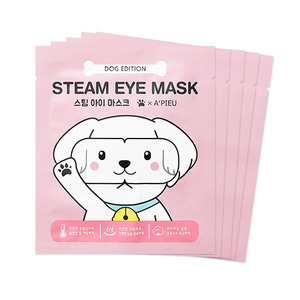 A'PIEU Steam Eye Mask Dog Edition 5ea