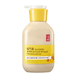 ILLIYOON Fresh Moisture Body Lotion 350ml