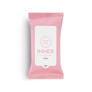 A'PIEU Secret Care Inner Tissue 10ea