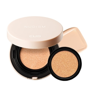 CLIO Nudism Velvetwear Cushion SPF50+ PA+++ 17g*2